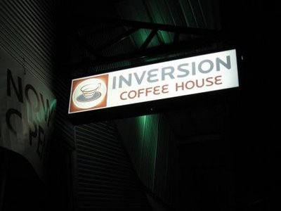 Inversion Coffee House