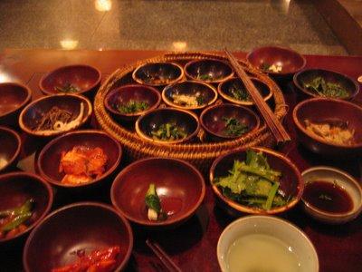 Sanchon Feast